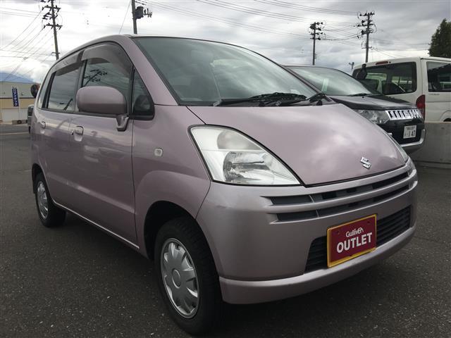 スズキ MRワゴン GL (車検整備付)
