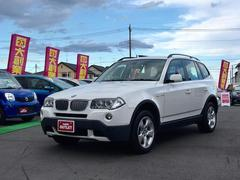 BMW X3 2.5si 4WD ETC HID キーレス CD