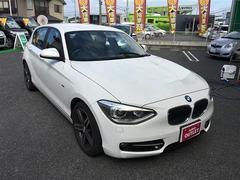 BMW1シリーズ スポーツ ターボ ワンオーナー ワンセグ HID