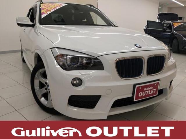 BMW X1 4WD ターボ ETC HID スマートキー キーレ...
