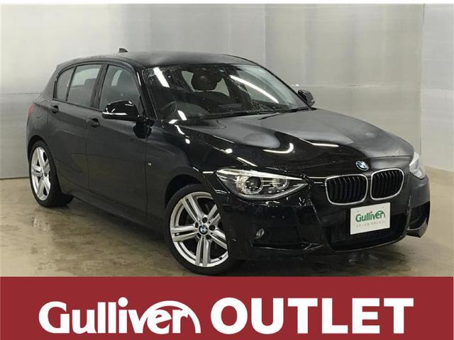 BMW 1シリーズ 1シリーズ Mスポーツ HDDナビ フルセグT...