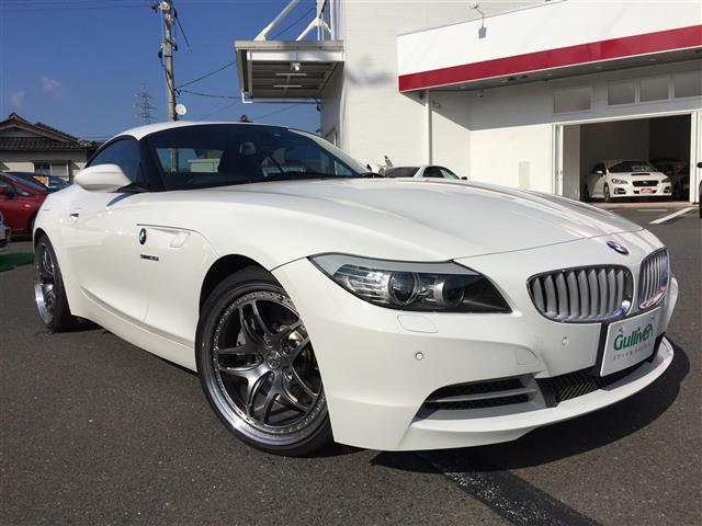 BMW Z4 sDrive35i 本革シート 電動シート ETC ...