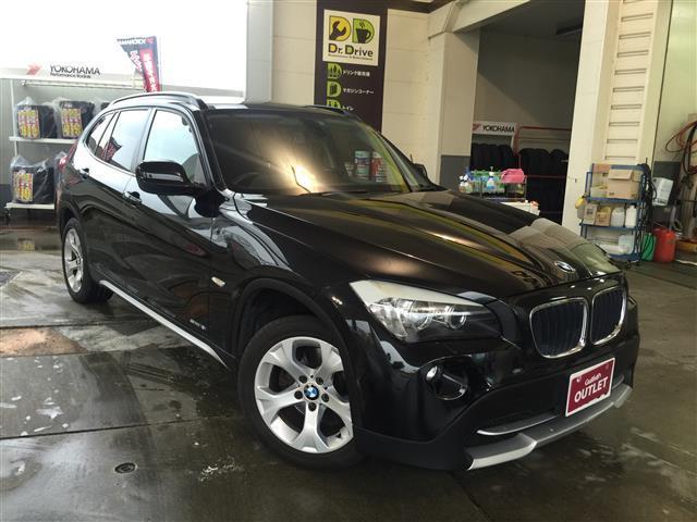BMW X1 sDrive 18i HDDナビフルセグ サンルーフ...