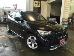 BMW X1sDrive 18i HDDナビフルセグ サンルーフ