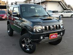 ジムニーランドベンチャー 4WD CDオーディオ キーレス