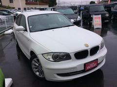 BMW1シリーズ スマートキー HID CD AW フロアマット