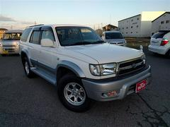 ハイラックスサーフSSR−G ワイド 4WD キーレス CD 16インチアルミ