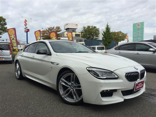 BMW 6シリーズ 6シリーズ グランクーペ Mスポーツ 革シート...