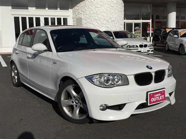 BMW 1シリーズ 1シリーズ サンルーフ HID HDDナビ E...