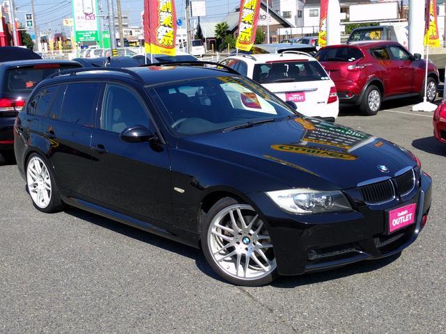 BMW 3シリーズ 320i ツーリング Mスポーツ 19インチア...
