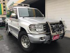 パジェロエクシード ジオ Mルーフワイド パワーシート 4WD