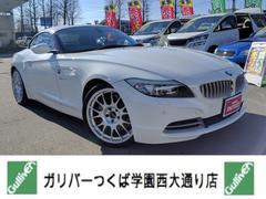 BMW Z4sDrive35i 本革シート 19インチAW HDDナビ