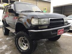 ランドクルーザー80VX−LTD 4WD サンルーフ CDオーディオ