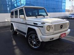 M・ベンツGクラス ロング 4WD 本革シート サンルーフ ETC