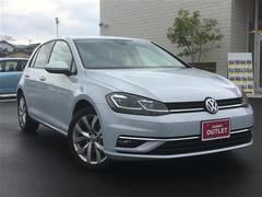 VW ゴルフTSIハイライン ワンオーナー HDDナビ フルセグTV