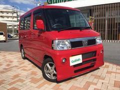 沖縄の中古車 日産 クリッパーリオ 車両価格 71.8万円 リ済別 平成21年 4.7万K 赤