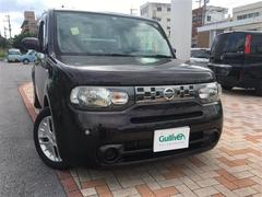 沖縄の中古車 日産 キューブ 車両価格 89.1万円 リ済別 平成24年 2.1万K 茶