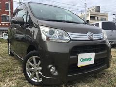 沖縄の中古車 ダイハツ ムーヴ 車両価格 94.5万円 リ済別 平成24年 2.9万K Dグリーン