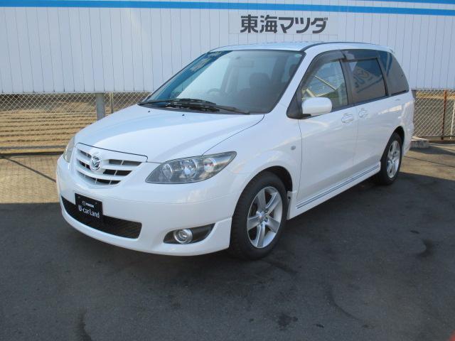 マツダ MPV エアロリミックス HID エアロ (車検整備付)