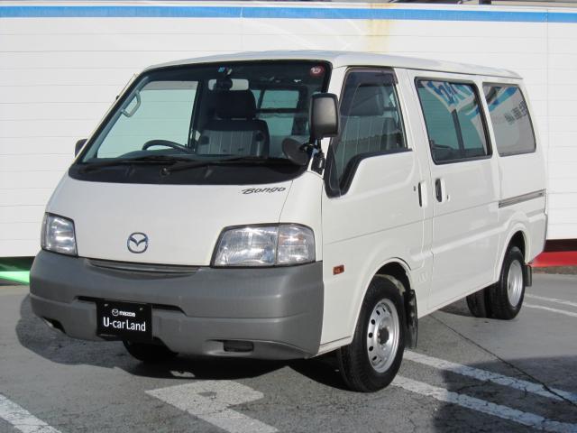 マツダ ボンゴバン DX 2WD 4AT (車検整備付)