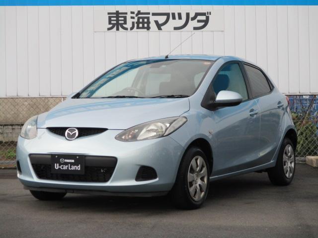 マツダ デミオ 13C サービスカー仕入れ (検30.2)