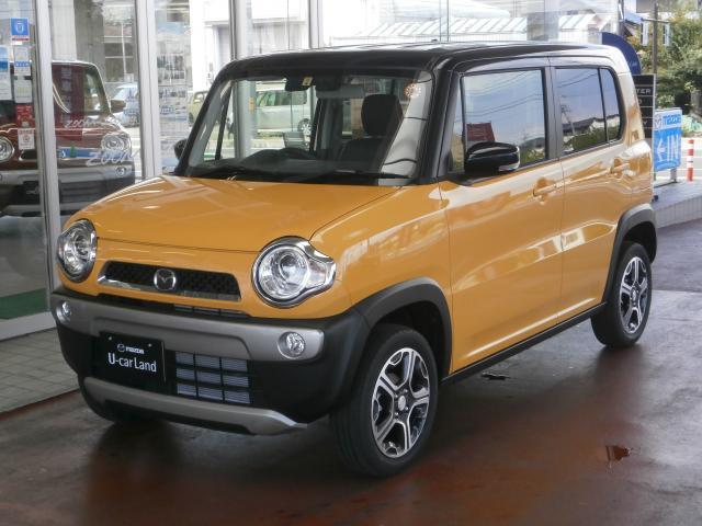 マツダ フレアクロスオーバー XS試乗車UP車 (検32.4)