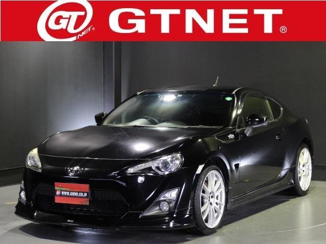 トヨタ GT 1オナ モデリスタフルエアロ TRDマフラー 18AW
