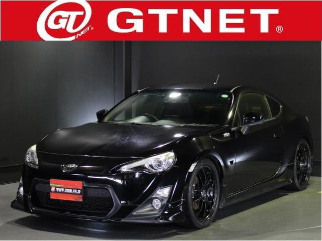 トヨタ GT 社外マフラー エアクリ ローダウン