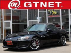 S2000ベースグレード ブリッツ車高調 レイズ17AW