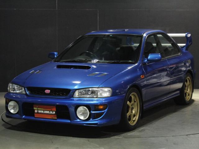 スバル WRXタイプRASTiバージョン6LTD 2000台限定車