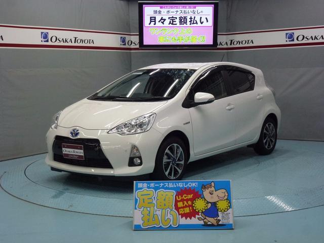 トヨタ アクア S SDナビ フルセグ スマートキー 期間セール ...