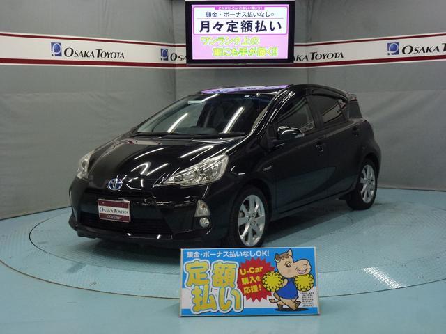 トヨタ アクア G SDナビ ワンセグ ETC 期間セール (検3...