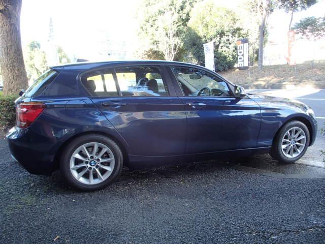 BMW BMW 116i スタイル 1オーナーi-drive HDDナビ