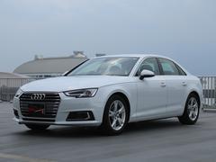 アウディ A42.0TFSIスポーツ LEDライティングPKG 認定中古車