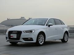アウディ A3スポーツバック1.4TFSI コンビニエンスPKG認定中古車