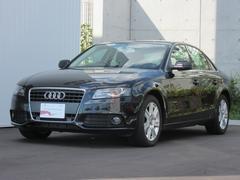 アウディ A41.8TFSI 2011モデル 認定中古車