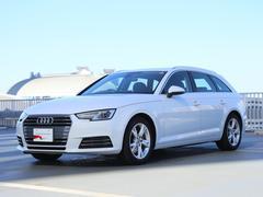 アウディ A4アバント1.4TFSIスポーツ 認定中古車