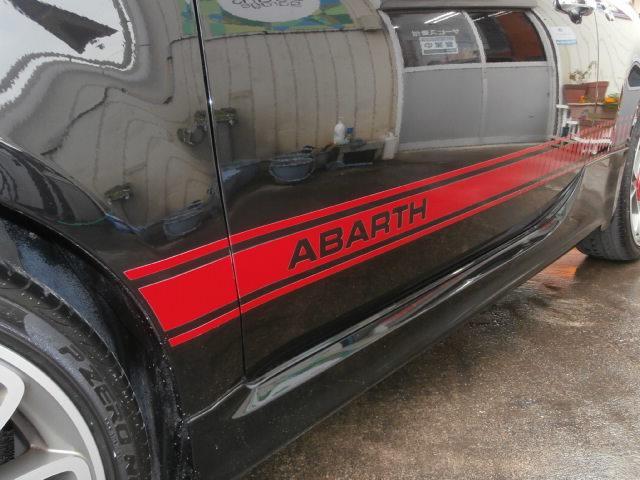 アバルト アバルト アバルト500 1.4ターボ左H新車並行車ワンオーナー