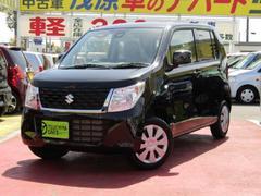 ワゴンRFX レーザーブレーキ シートヒーター 純正CDオーディオ