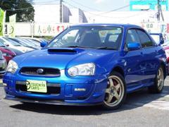 インプレッサ WRX 2004 Vリミテッド 純正エアロ(スバル)