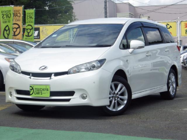 トヨタ 1.8S 禁煙車フルセグHDDナビ