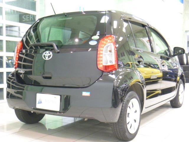 トヨタ パッソ X Lパッケージ1オーナー スマートキー地デジメモリーナビ