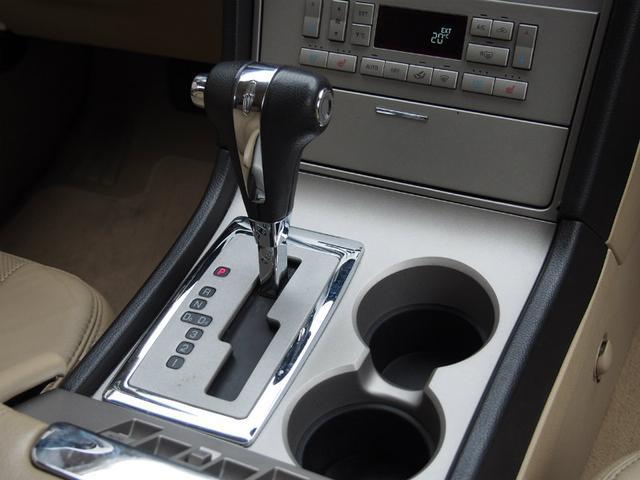 2005yモデルから変更となった6AT