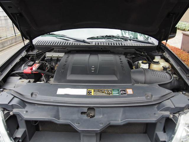 V8 5400cc 6AT アメ車エンジンのパワーをご堪能下さい。