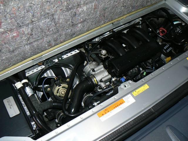 ツインズパーク、61馬力ターボエンジン(カタログ値)