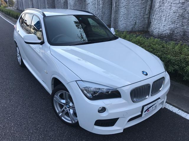 BMW BMW X1 sDrive 18i Mスポーツパッケージ 禁煙車