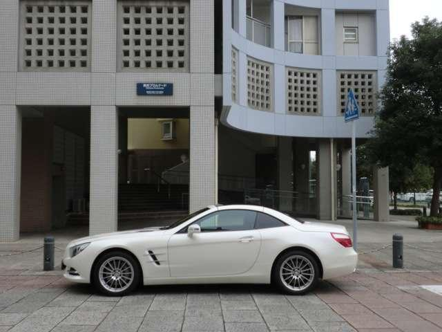 メルセデス・ベンツ M・ベンツ SL550ブルーエフィシェンシー