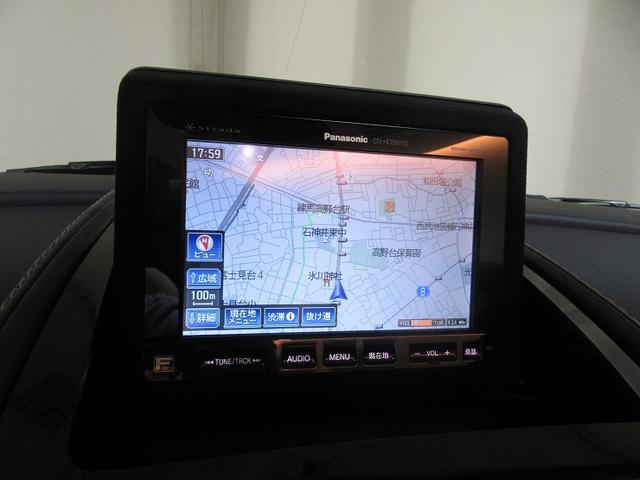 高価オプションのポップアップ式HDDナビゲーション装備!ついていると非常にお買い得です!