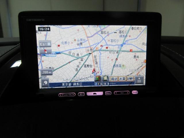 高額オプションのポップアップ式HDDナビゲーション完備です!