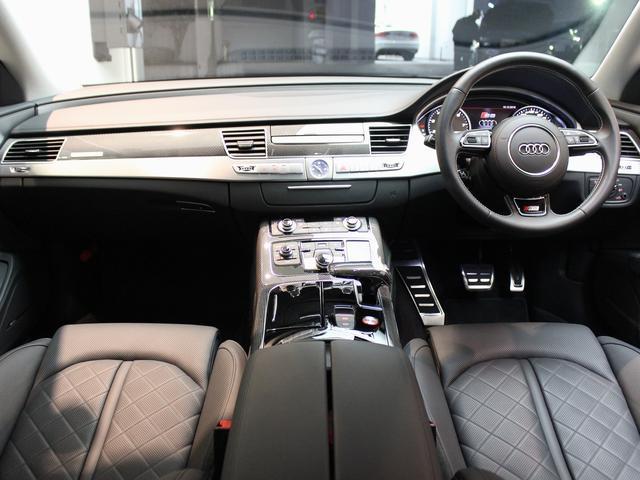 アウディ アウディ S8 ベースグレード 2016モデル ワンオーナー 認定中古車